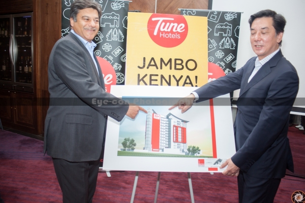 Tune hotels launch in East Africa (1)