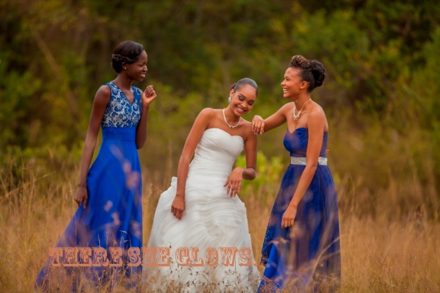 there she glows . nimifablife. wambui mukenyi